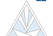 60 Degree Triangles n Diamonds