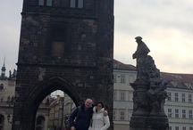 Praga / In giro per la bellissima e pulitissima Praga...