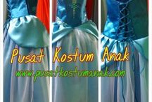 Jual Kostum Cinderella