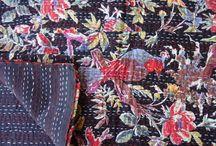 Floor Printed Quilt