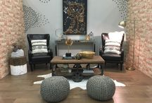 Make Room: In Space and Time / Interior designers create spaces inspired by fine craft and a decade in time.