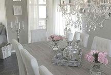 casa da sogno...sala da pranzo