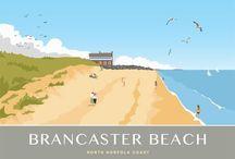 North Norfolk prints for sale on Etsy