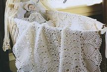 CROCHET KRAZY~Afghans~Baby Afghans / by Donna Medley