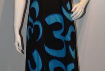 Lange Kjoler / Lange kjoler med flotte mønstre.
