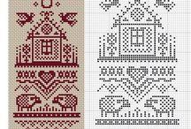 Cross stitch / by Oh My Craft