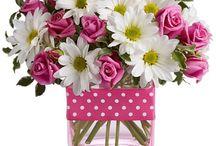Arreglos florales / Flores