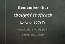 Spurgeon, Tozer, Luther, Piper