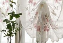 Window Curtains & window dressings