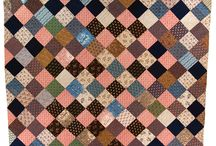 Favorites from the Byron and Sara Rhodes Dillow Collection / The Byron and Sara Rhodes Dillow Collection of quilts and fabrics includes historically significant and dynamic American quilts and unique international pieces. Sara, a collector and maker, loved flowers and birds—particularly the ones printed on early-nineteenth century fabrics found in the quilts she and Byron collected.