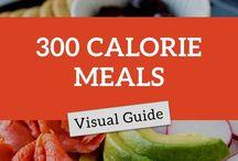 Meals Under 300 Calries