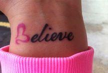 Tattoos / by Danielle Van Nes