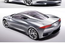 Concept Cars / by Vinyl Dude