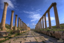 Jerash / One of the best-preserved Roman cities outside of Rome itself!