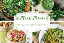 Plant-Based Recipe Roundups
