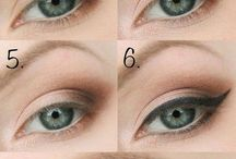make up - eyes