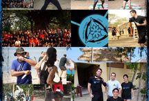 Filipino Martial Arts / Promoting the filipino martial art of pekiti tirsia kali.