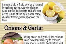 dark spot remedies