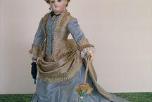 Freńch dolls