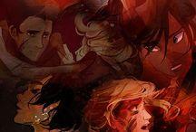Percy Jackson /Helden des olymp sprüche