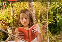 Summer Reading Resources for Kids / Tips for encouraging your child to read during the summer to avoid summer slide.  Ideas for Summer Reading Lists, Literacy Themed Camps, Library Tips and More featured at KidLit.TV