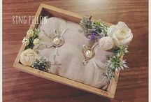 work- flower gift box/ wrapping