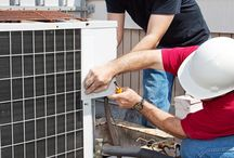 Heating and Air Conditioning / Looking for expert to installation and maintenance the heating and air conditioning systems? Our experienced technician staff will help you to fix it.