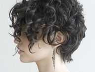 Curly hair - inspiration