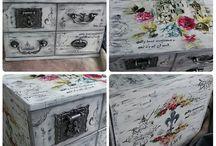 cajas vintage