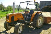 Renault tracteur