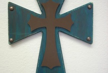 Crosses  / by Theresa Kinzie