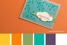 Color Combos / by Ashley Van Camp