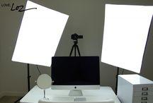 Youtuber office