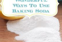 A LITTLE OF THIS AND THAT   -  Everything else / Some of these are ideas for one product like Baking Soda to do many things that fall into all categories.