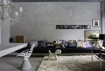 Inspirations in concret!
