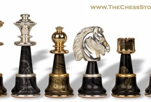 Metal Chess Sets / Established in 1999, The Chess Store, Inc. is the world's leading chess retailer specializing in fine Staunton wood chess sets along with thousands of other chess products. Our exclusive chess set designs, large selection of high quality products, unmatched value, and excellent customer service are our trademark. We are continuously developing new and exciting products to promote the game of chess and meet the needs of chess players around the world. http://www.thechessstore.com - 888.810.2437