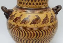 Ancient Greek pottery / They made the most beautiful vases! Check out the detail