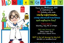 Science party / by Ali Levins