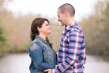 Spring Engagement Session / Engagement session at the Biltmore Estate ~ Asheville Photographer ~ Engagement Photo Ideas