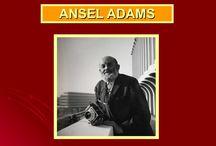 Adams, Ansel / Masters of photography / by Irina Kolosovskaya
