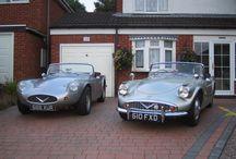 daimler classics / classic cars