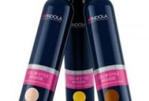Indola / Indola is here for you. Individual, innovative and inspirational, we're just what your hair needs. We're bright, bold and bursting with fresh ideas. Try Indola today and be amazed.