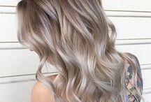 Vlasy z DM