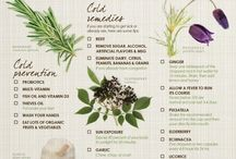 natural remedies / by Maranda Koch