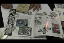 Zentangles / Art  Videos