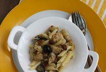 Recetas pasta, arroz y legumbres