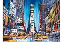 Paul Kenton Artwork