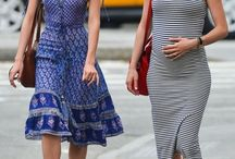 famous and stylish baby bumps
