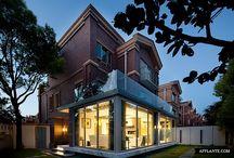 my type / Duplex Villa in Shanghai // TBDC