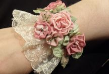 Ribbon cuffs